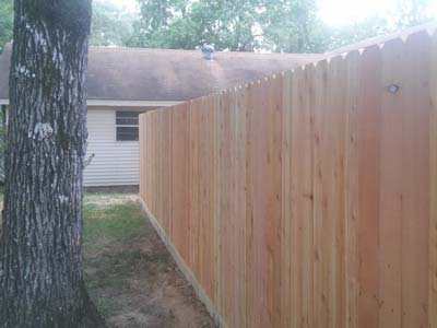 Lake Livingston Fence Company Farm Ranch Residential
